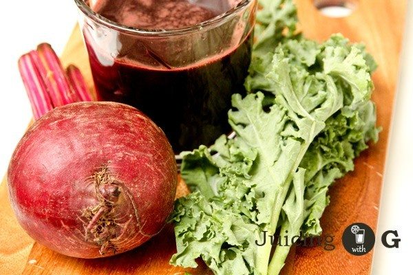 Beet-Kale Super Juice