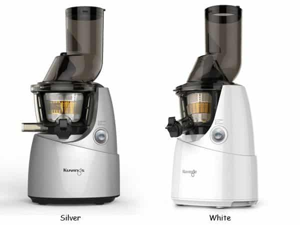 Kuvings Masticating Slow Juicer In Silver Pearl : Kuvings Whole Slow Juicer Review