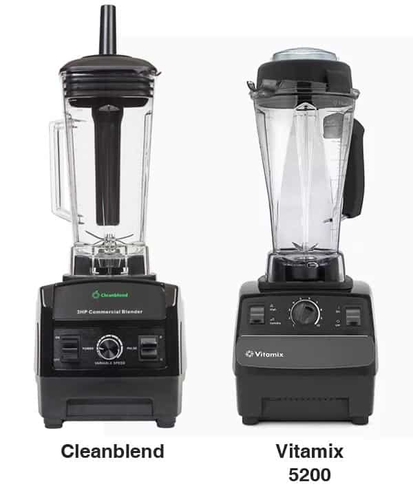 Cleanblend vs Vitamix