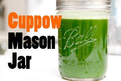 Cuppow Mason Jar