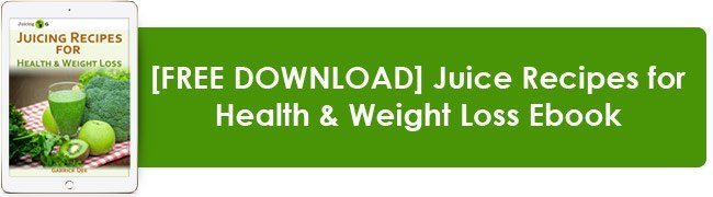 Free Juice Recipes for Health and Weight Loss