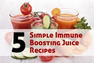 5 Juicing Recipes for the Immune System